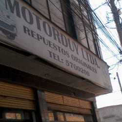 Motorduy Ltda en Bogotá