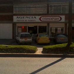 Agencia Comapan en Bogotá