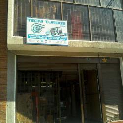 Tecni Turbos Ltda en Bogotá