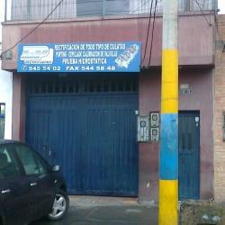 Lp Rectificadora en Bogotá