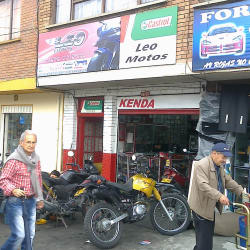 Leo Motos en Bogotá