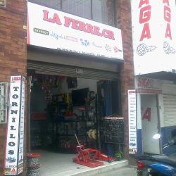 La Ferre Cr en Bogotá
