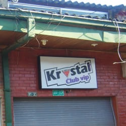 Crystal Club VIP en Bogotá