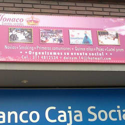 D'Monaco en Bogotá