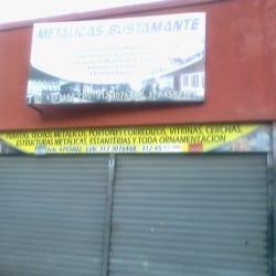 Metálicas Bustamante en Bogotá