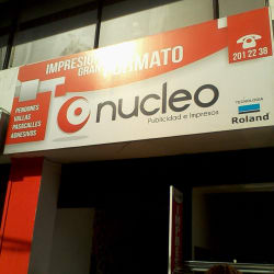 Núcleo Publicidad E Impresos en Bogotá