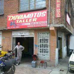 Duvamotos Taller en Bogotá