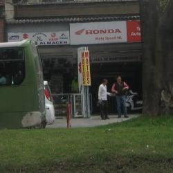 Honda Moto Speed Nl Taller Autorizado en Bogotá