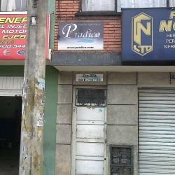 Pradico en Bogotá