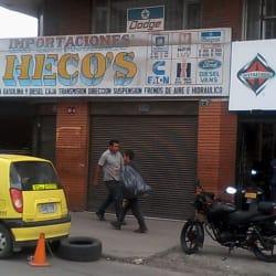 Importaciones Heco' S Ltda en Bogotá