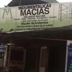 Indumetalicas Macias en Bogotá