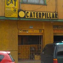Punto Caterpillar en Bogotá