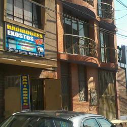 Radiadores y Exostos Will en Bogotá