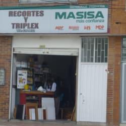 Recortes y Triplex en Bogotá