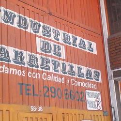 Industrial De Carretillas en Bogotá