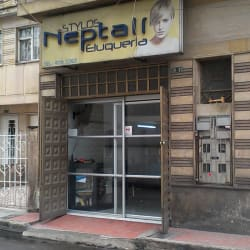 Estilos Neftali en Bogotá