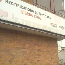 Rectificadora De Motores Sierra en Bogotá