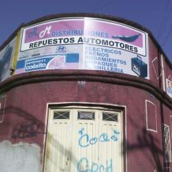 RM Distribuiciones en Bogotá