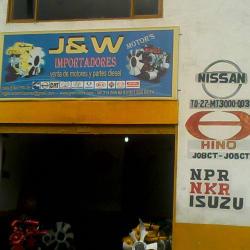 J&w Importadores en Bogotá