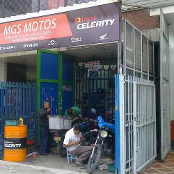 Mgs Motos en Bogotá