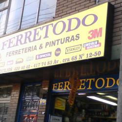 Ferretodo Avenida 68 con 12 en Bogotá
