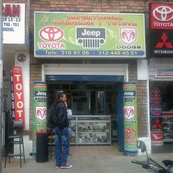 Importadora Cherokee y Toyota en Bogotá