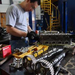 Callejas Automotriz Motorsports en Bogotá