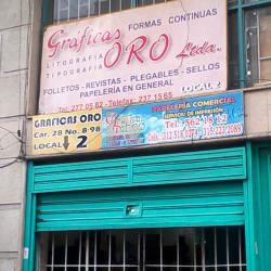 Gráficas Diego en Bogotá