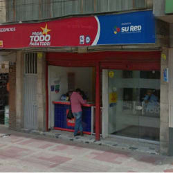 Paga Todo Satelite Banco Agrario Restrepo en Bogotá