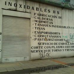 Inoxidables H.S en Bogotá