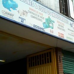 Instalaciones y Equipos Industriales en Bogotá