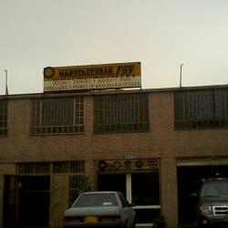 Manufacturas F.G.V Ltda en Bogotá