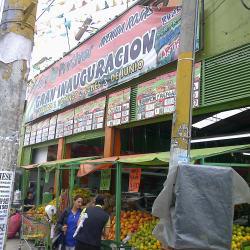 Marvy Frutiver  en Bogotá