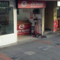 Envía Countri en Bogotá