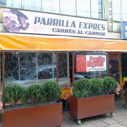 Parrilla Express Carrera 25 con 27 en Bogotá