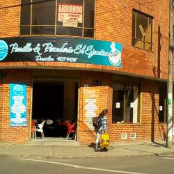 Parrilla & Pescadería El Ejecutivo  en Bogotá