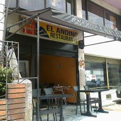 Restaurante El Andino en Bogotá