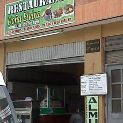 Restaurante Doña Elvira en Bogotá