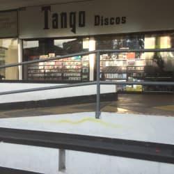 Tango Discos Galerías  en Bogotá