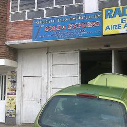 Solda Express en Bogotá