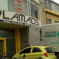 Lamaos SA en Bogotá