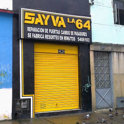 Sayva La 64 en Bogotá