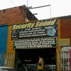 Security Sound en Bogotá