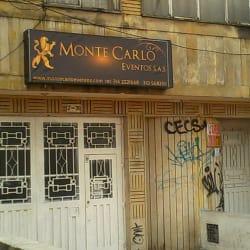 Monte Carlo Eventos en Bogotá