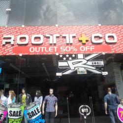Roott+Co Outlet en Bogotá