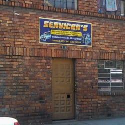 Servicar's en Bogotá