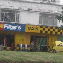 OilFilter's Taxis en Bogotá