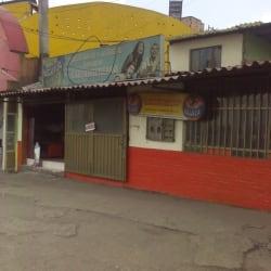 Parador Santandereano en Bogotá