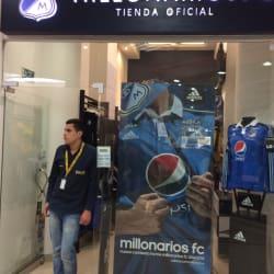 Tienda Millonarios Bulevar Niza en Bogotá