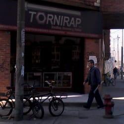 Tornirap en Bogotá